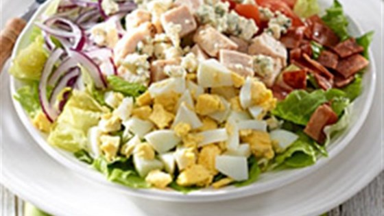 Photo of Mini Cobb Salad with Avocado Dressing by Egg Farmers of Ontario