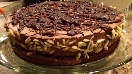 Photo of Chocolate Mousse Cake II by Krissyp