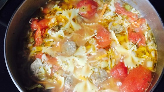 Photo of Sausage Soup by Behr