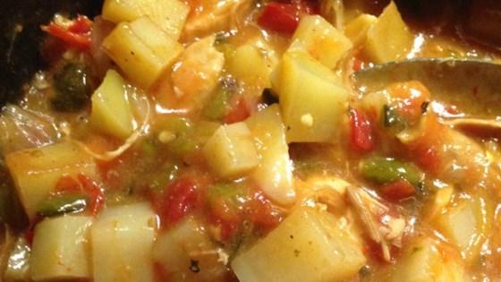 Gypsy Chicken Stew