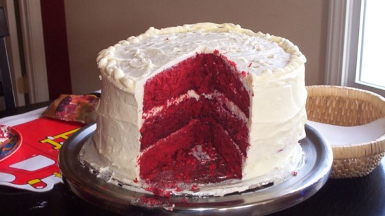 Photo of Red Velvet Cake IV by PAL