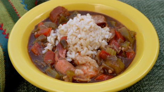 Photo of Sausage and Shrimp Gumbo by Hillshire Farm® Brand