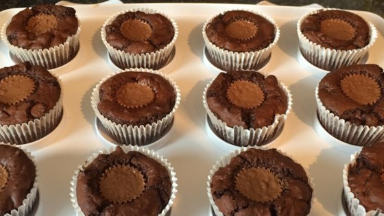 Photo of Peanut Butter Cup Brownies by Erin
