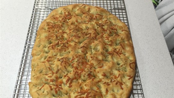Photo of Focaccia Bread by Terri McCarrell