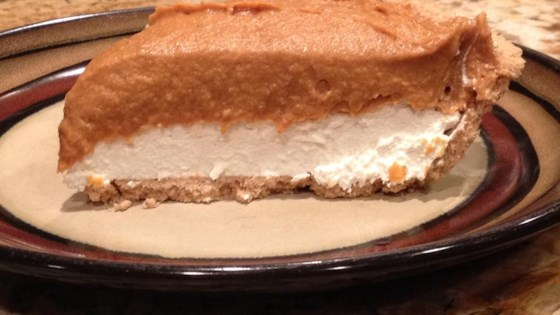Photo of Double Layer Pumpkin Pie by Joyce