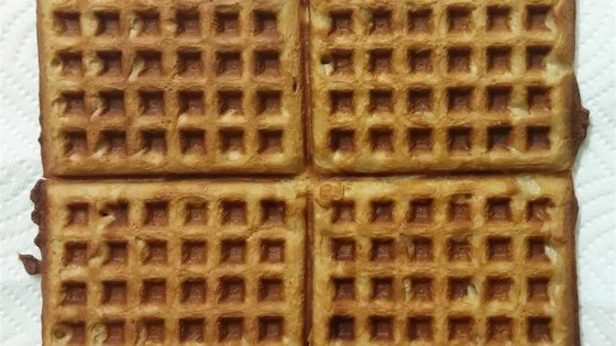 Photo of Beer Batter Waffles by Mitzie Henson