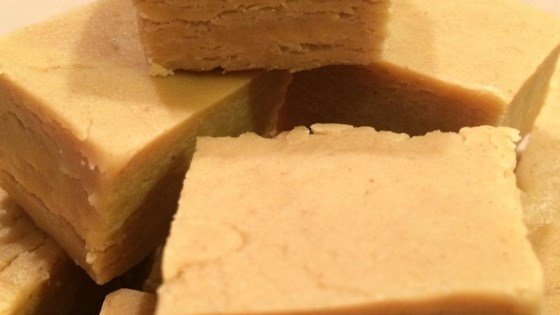 Photo of Easiest Peanut Butter Fudge by ANGIEH