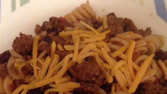 Photo of Taco Beef and Pasta by Kayce