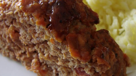 A Firefighter's Meatloaf Recipe