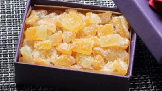 Photo of Candied Buddha's Hand Citron by Chef John