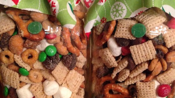 Photo of Christmas Snack Mix by Cindy Carnes