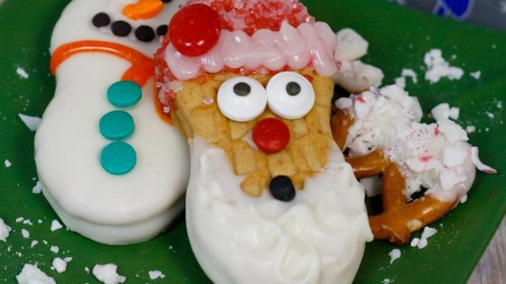 Photo of Wanna Build a Snowman Cookie? by Melissa Goff