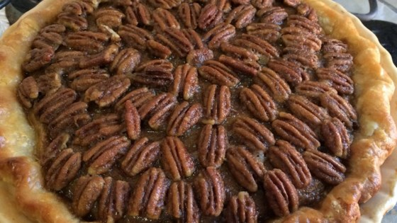 Photo of Pecan Pumpkin Pie I by Sheila J Grieshaber