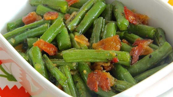 Photo of Brown Sugar n' Bacon Green Beans by Dana Giadrosich Pryor