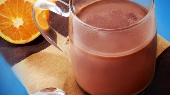 Photo of Christmas Orange Hot Chocolate by Whisker