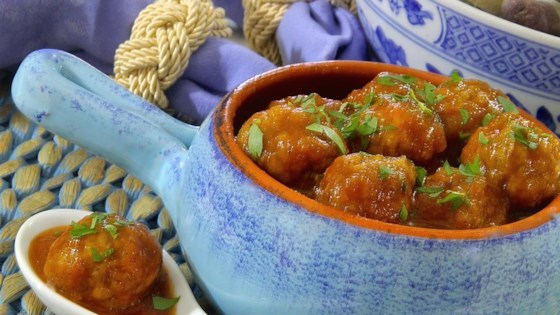 Photo of Cocktail Turkey Meatballs by lutzflcat