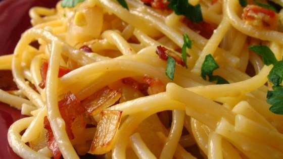 Photo of Spaghetti Carbonara II by SABRINATEE