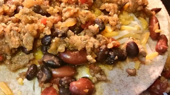 Photo of Easy Slow Cooker Enchiladas by PIXIEBOOTS