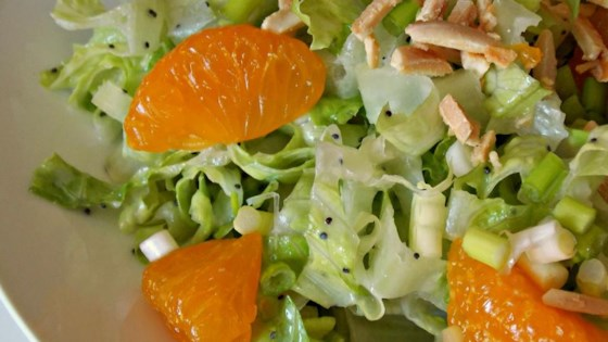 Photo of Poppy Seed Salad by Rhonda