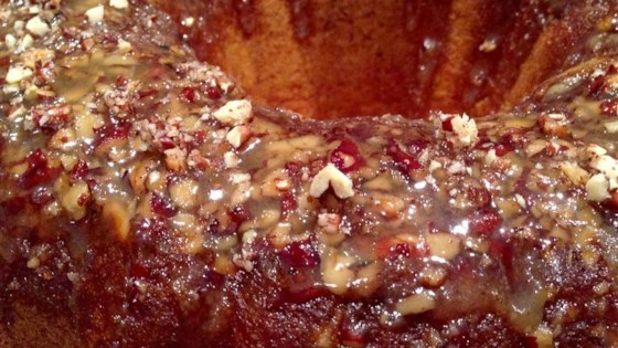 Photo of Irish Cream Bundt Cake by Sue Haser