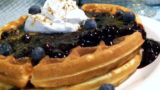 Photo of Blueberry Breakfast Sauce by Ellen  Benninger
