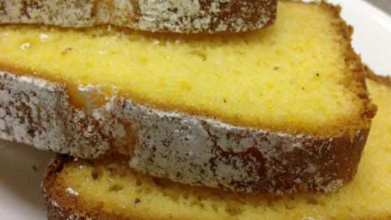 Photo of Easy Eggnog Pound Cake by NICE2BME