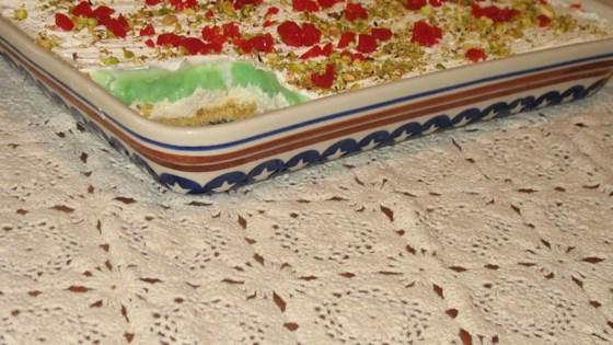 Photo of Pistachio Cream Pie by MARBALET