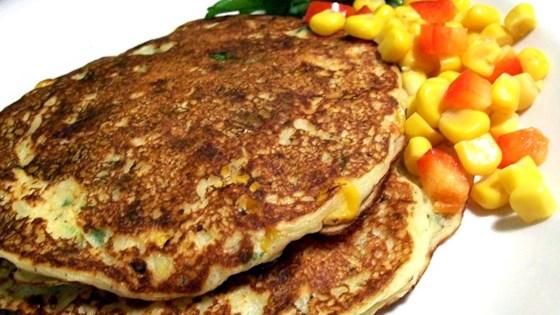 Photo of Corn Potato Pancakes by Carolyn Wilson