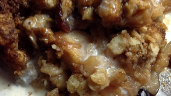 Photo of Apple Crisp V by Jackie