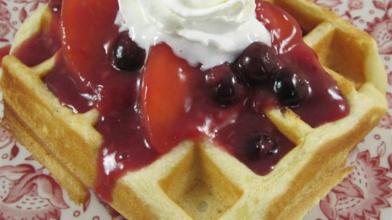 Photo of Buttermilk Waffles by Michele Loyd Davis