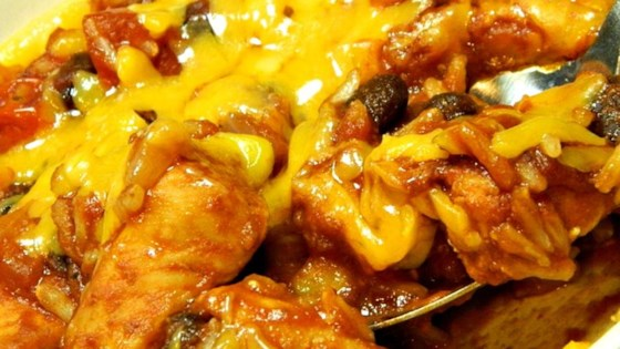 Easy Southwestern Chicken