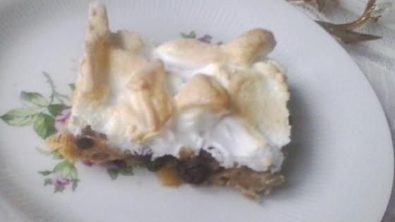 Photo of Raisin Pie I by Rosina