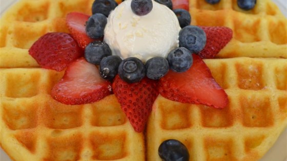 Photo of Super Sunday Waffles by 3zdaddy