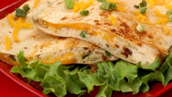 Photo of Mashed Potato Quesadilla by MrsB