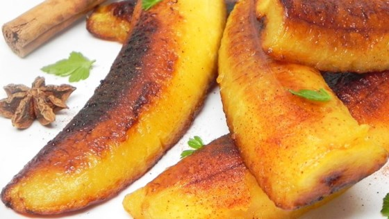 Fried Salvadorian Sweet Plantains