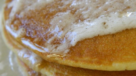 Milk-Free Fluffy Pancakes