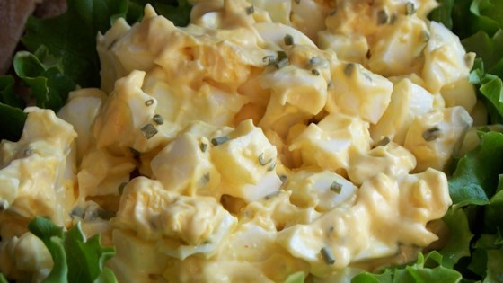 Delicious Egg Salad for Sandwiches Recipe
