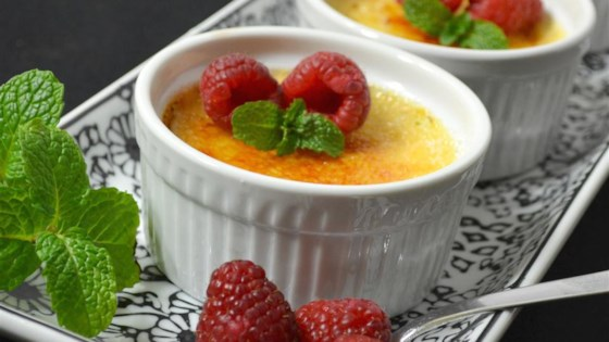 Photo of Eggnog Creme Brulee by Brian M Jones
