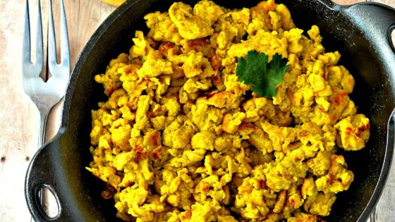 Photo of Indian-Style Scrambled Eggs by newbie1212