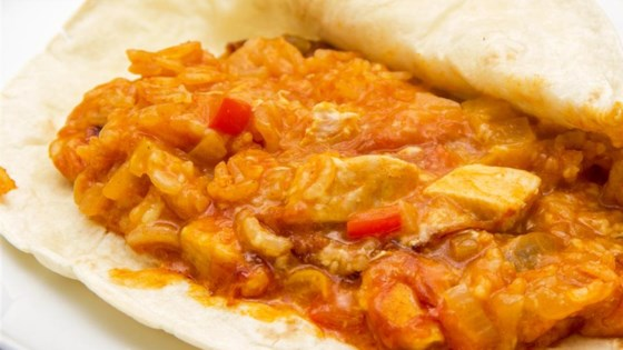 Chicken Rice Mexicana