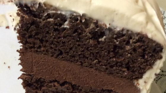 Photo of High-Altitude Chocolate Cake by Vespawoolf