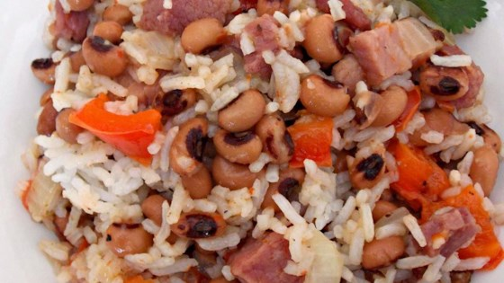 Photo of Black-Eyed Peas and Rice by Negman