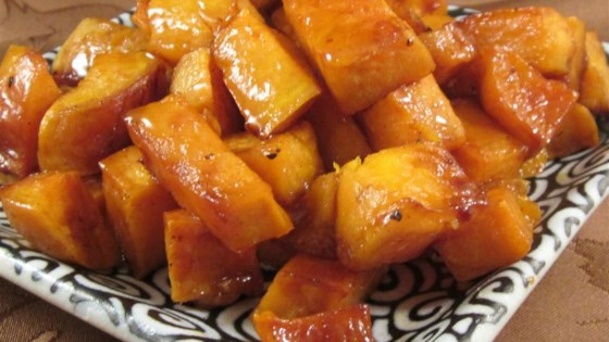 Photo of Honey Roasted Sweet Potatoes by Kailyn Nicole Spears