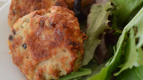 Photo of Chicken and Feta Burgers by Jeanette