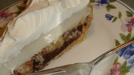 Photo of Chocolate Banana Cream Pie by MARBALET