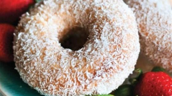 Photo of Coconut Vanilla Doughnuts by So Delicious® Dairy Free
