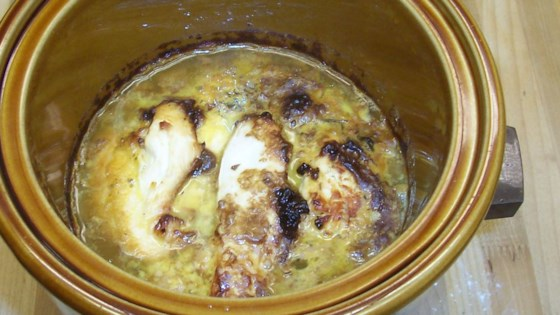 Photo of Amazing Slow Cooker Orange Chicken by MamaMia2008