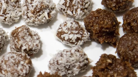 Photo of Coconutty Balls by Annie Douglass Lima