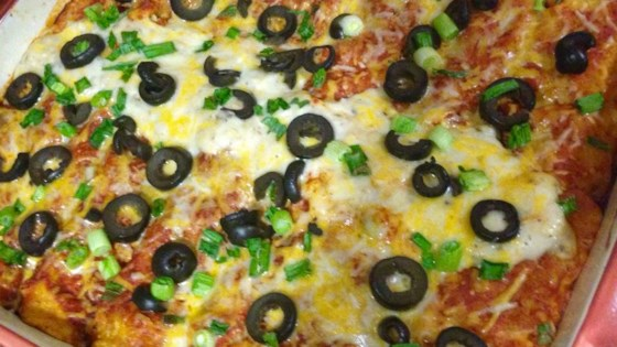 Ground Beef Enchiladas Recipe