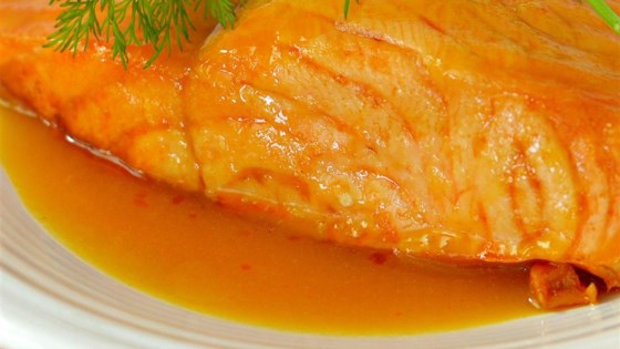 Photo of Orange Salmon II by SOULT